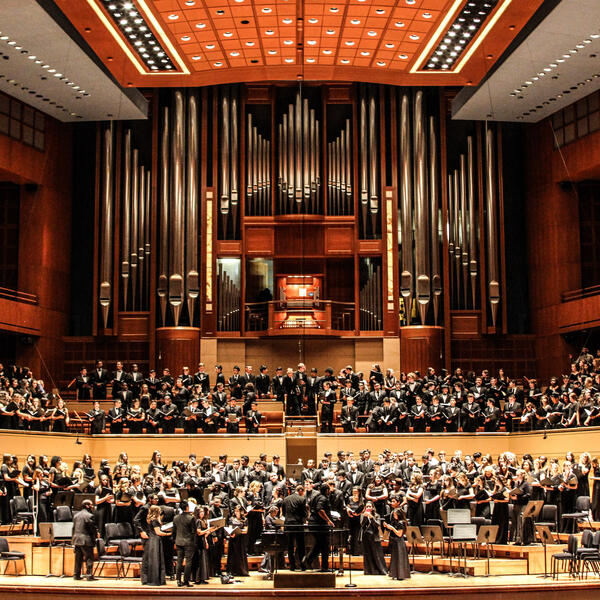 Music Festival, music, scholarships, Meyerson Symphony Center